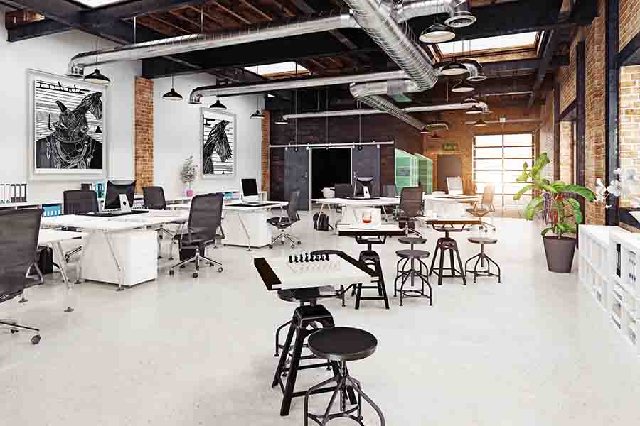 Tips On How to Modernize Your Office Space